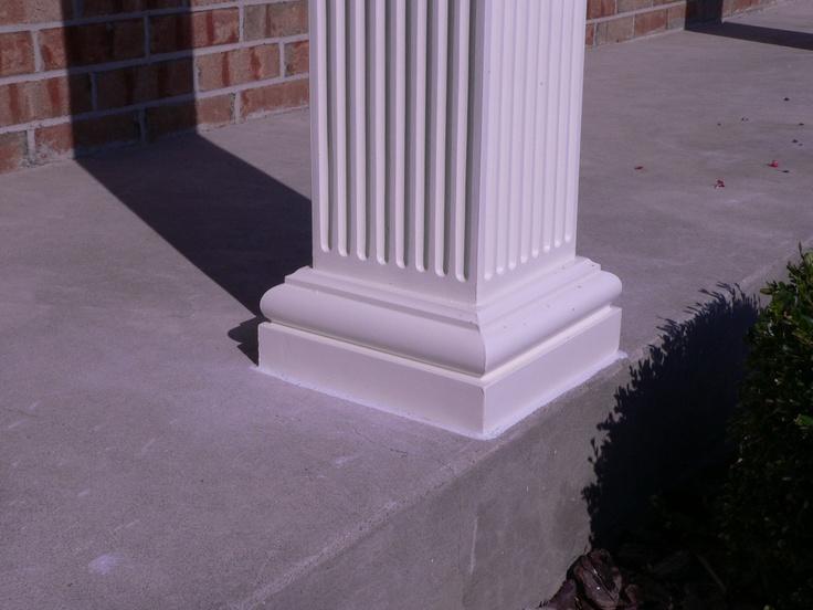 15 best exterior fiberglass columns images on pinterest for Permacast columns