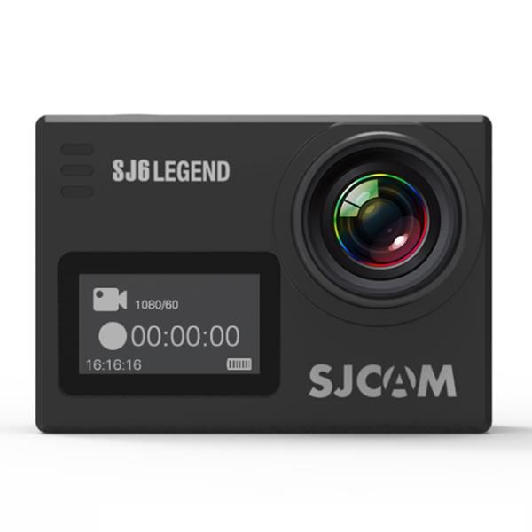Original SJCAM SJ6 LEGEND 4K interpolated WiFi Action Camera Novatek NTK96660 2.0 inch LTPS Sale - Banggood.com  #video #camera  #photo #electronics