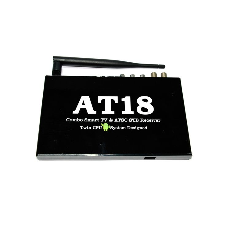 SYTA ATSC Android smart tv box dual tuner,support xbmc,skype, youtube,netflix