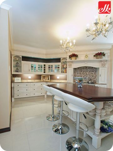 Are you longing for a classic kitchen?