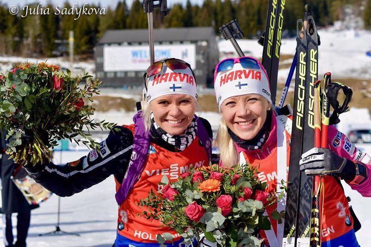 "Gefällt 4,980 Mal, 102 Kommentare - Kaisa Mäkäräinen (@kaisamakarainen) auf Instagram: ""Don't you think that we could be more often together in flower ceremony?!  just wait for the next…"""