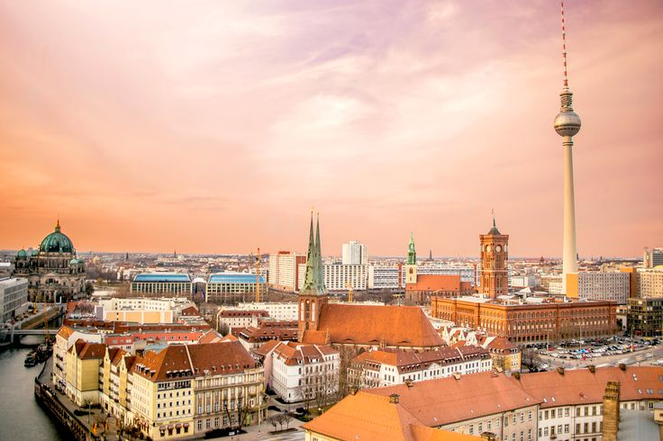 Berlin #berlin #tyskland #germany #city #skyline #beautiful #europe #europa #travel #resa