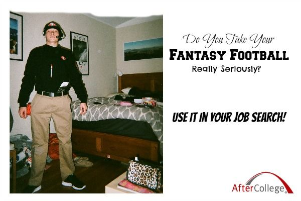 It's that time of year again… FANTASY FOOTBALL time... 1