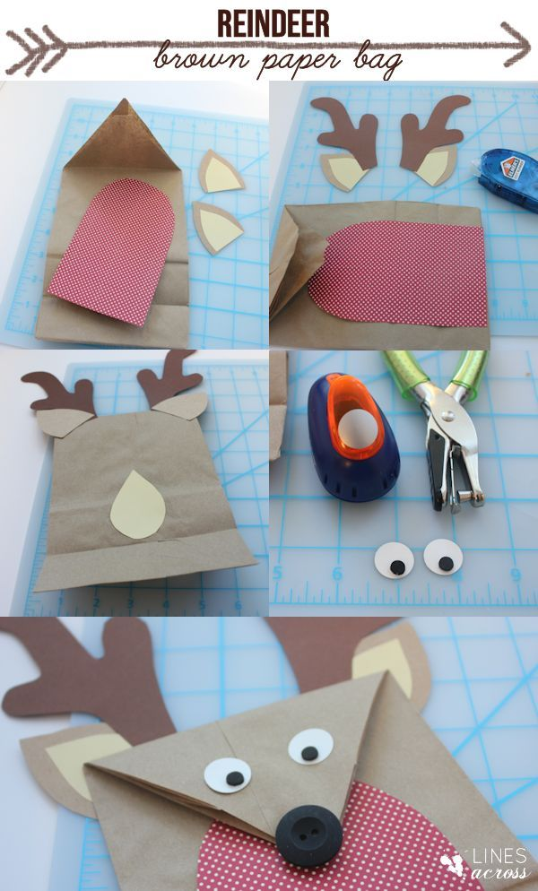 65 best images about paper bag crafts on pinterest for Brown paper bag craft