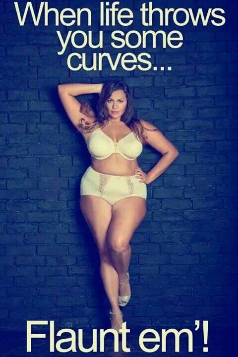 Bbw big beautiful woman with confidence.  Curves swag confidence and attitude. Sexy. Chubby chunky chicks