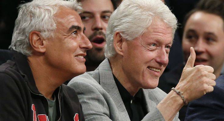 11/6/16 Clinton donor allegedly killed National Enquirer stories A memo from the WikiLeaks trove claims Marc Lasry used his financial ties to the tabloid to help kill Clinton stories