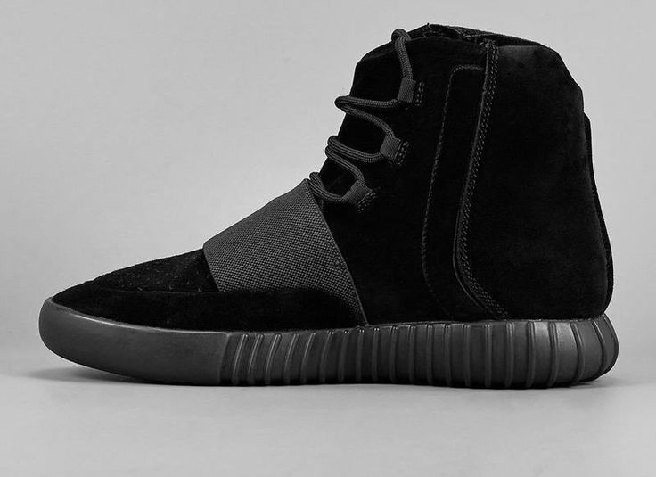 Yeezy Boost 750 Black