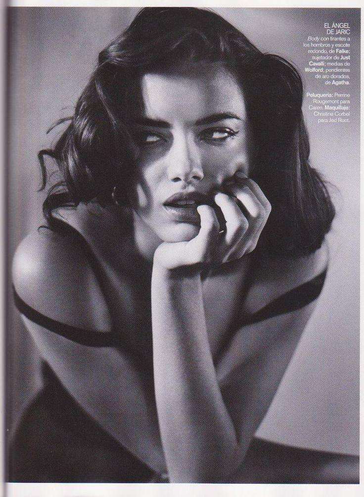 Adriana Lima Vogue España, Junio 2010