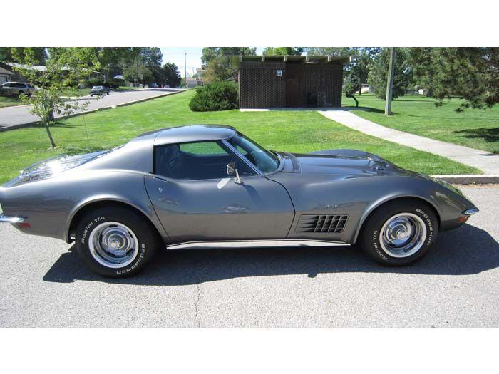 old corvette stingray | Classic Restoration | 1970 Corvette Stingray