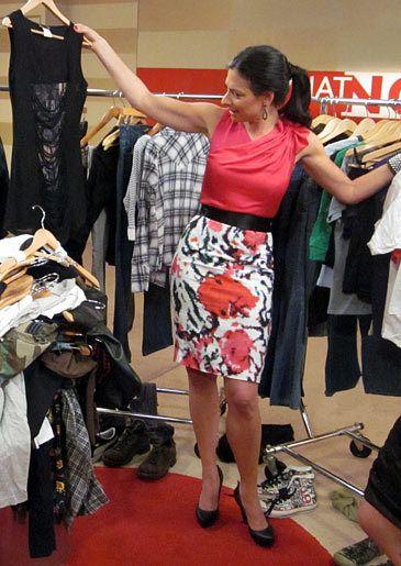 Stacy London Fashion Lookbook: Photos: TLC