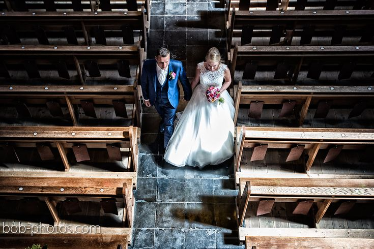 Kerkelijk huwelijk Kwadendamme Bob-photos.com