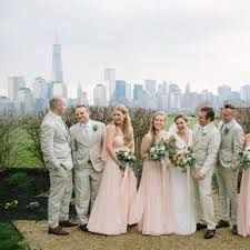 Image Result For What Colour Bridesmaid To Go With Blush Pink Wedding Dress