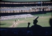 Walker Evans | [19 Views of Baseball Game, Giants vs. Phillies, at the Polo Grounds, New York, for Sports Illustrated Article] | The Met