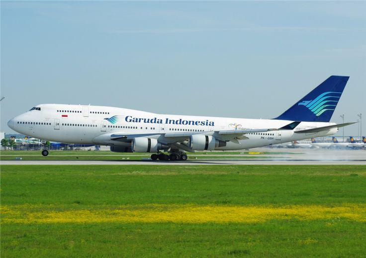 Garuda Indonesia (Indonesia)