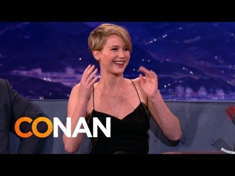 Watch her tell the hilarious story here!   Listen To Jennifer Lawrence Tell A Story About Butt Plugs