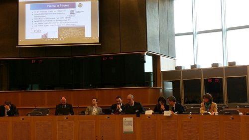 Parma tra i campioni italiani nelleconomia circolare al Parlamento Europeo