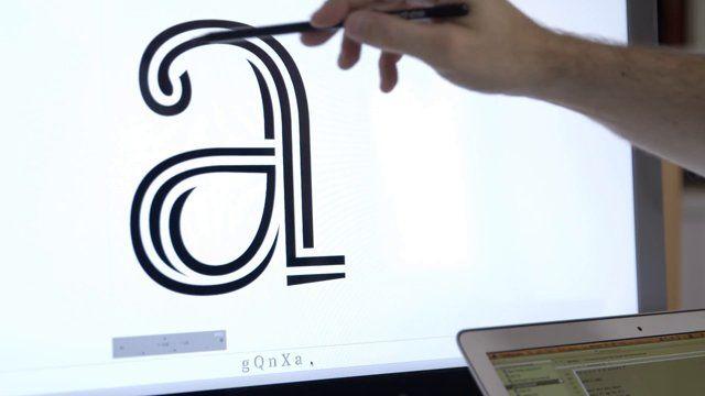 Monotype's Dan Rhatigan discusses Ryman Eco, the world's most beautiful sustainable font.  rymaneco.co.uk