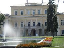 Pulawy palac Czartoryskich Poland