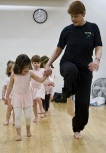 Tips for teaching dance to 3- to 6-year-olds