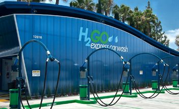 H2GO Express Car Wash | Norwalk Location 12616 Imperial, Norwalk, CA 90650
