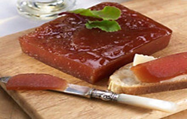 Receita de Marmelada Tradicional   Doces Regionais