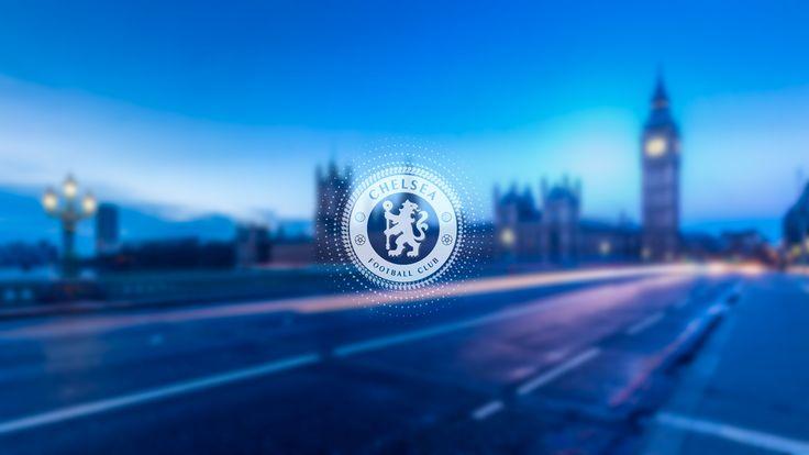 Chelsea FC - Minimalism by Hshamsi.deviantart.com on @DeviantArt