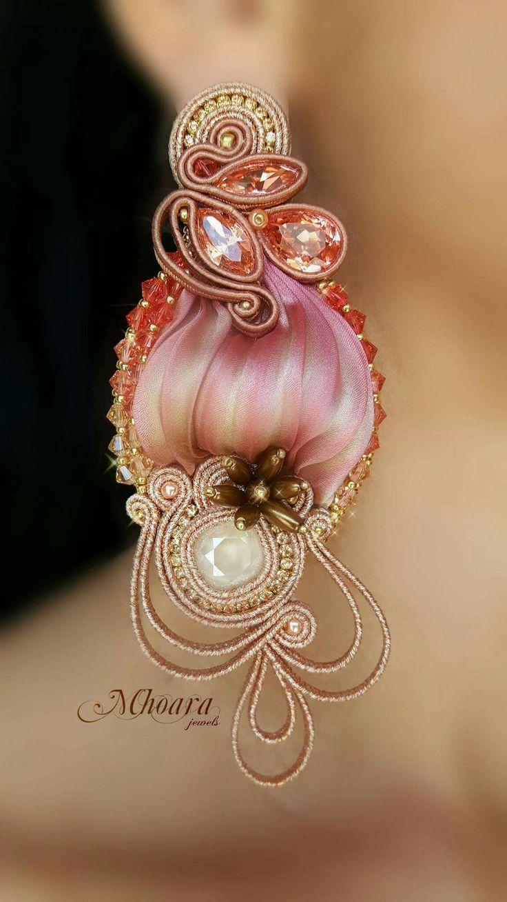 ' Sahara ' earrings Mhoara jewels