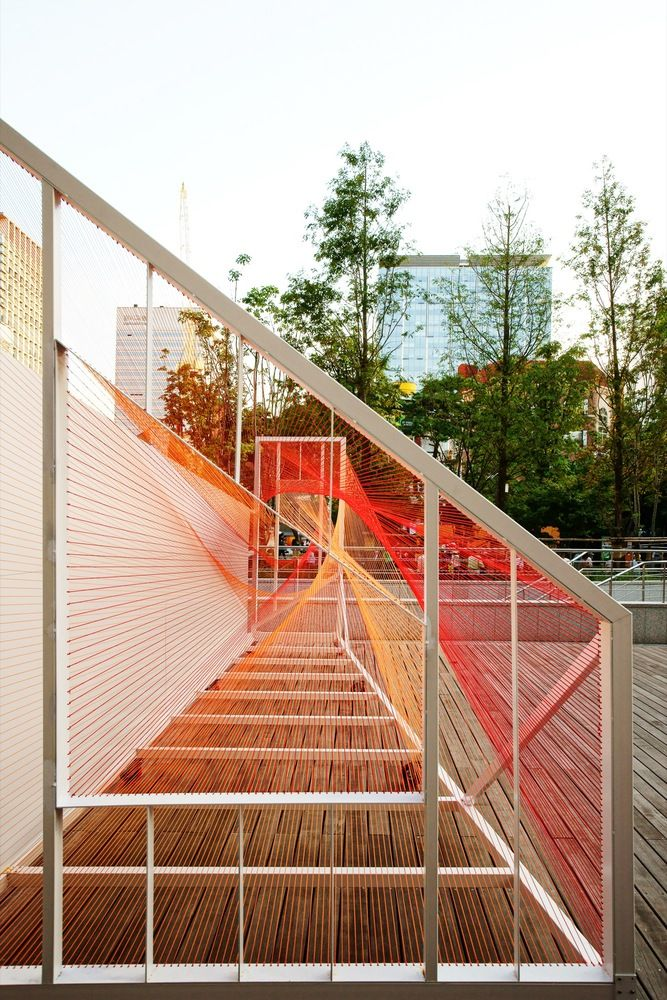 Gallery of Autumn Art Breeze at Sejong Art Center / Boundaries architects - 10