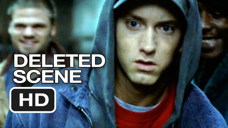 8 Mile Alternate Take - Parking Lot Rap Battle (2002) - Eminem, Brittany...