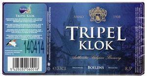 Boelens, Tripel Klok, Belsele, Belgium