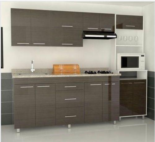 Modelos De Cocinas Integrales. La cocina tiene diversos diseños que tienen un esquema uniforme y armonioso, las cocinas integrales se juntan los muebles de cocina con modernos electrodom