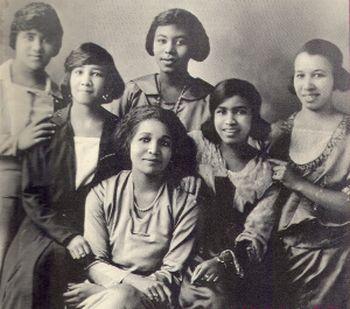 Alpha Kappa Alpha Sorority, Inc. (1908- ) | The Black Past ...