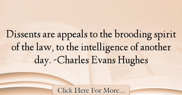Charles Evans Hughes Quotes About intelligence - 38743