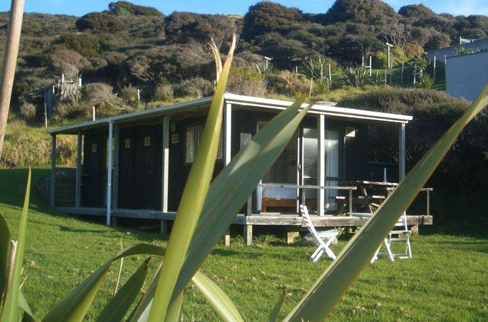 Oruawharo Cabin, Great Barrier Island, Hauraki Gulf, New Zealand