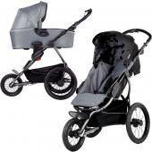 X-Lander детская коляска 2 в 1 x-lander x-run  — 39300р. ------- производитель: x-lander  особенности детской коляски 2в1 x-lander x-run:коляска создана для спортивного образа жизни! конструкция x-run относится к типу беговых колясок, у нее слегка наклоненные колеса увеличенного размера, которые придают коляске устойчивость и рассчитаны на высокие нагрузки, легкая и прочная рама, ручной тормоз, увеличенный капюшон.сертифицированная модель для бегунов и роллеров, даже если вы еще совсем…