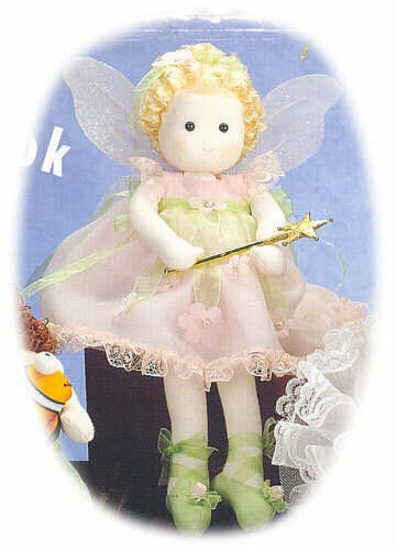Fairy Princess Musical Doll | Sundays Child