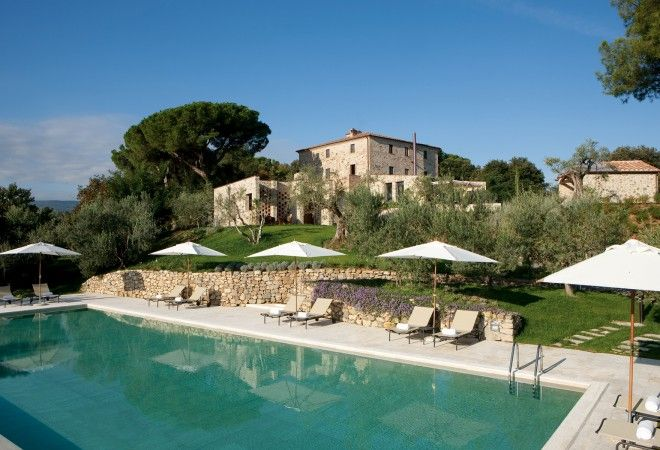 Poggio Piglia hotel - Tuscany, Italy - Mr & Mrs Smith