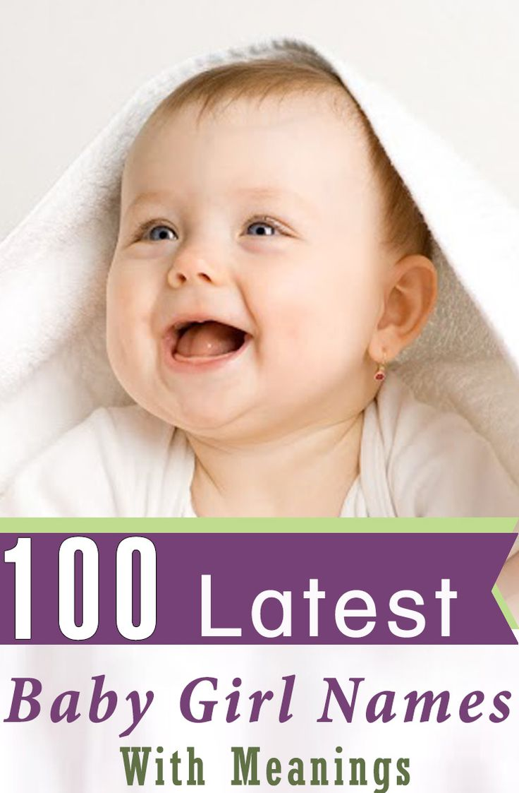 Searching right name for your daughter? Then here is our collection of 100 unique and latest baby girl names to help you choose the best name for your baby.