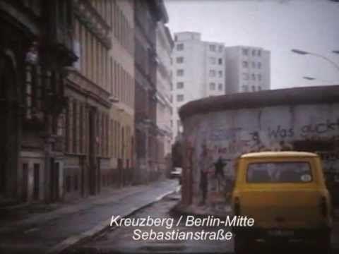 Berliner Mauer 1988