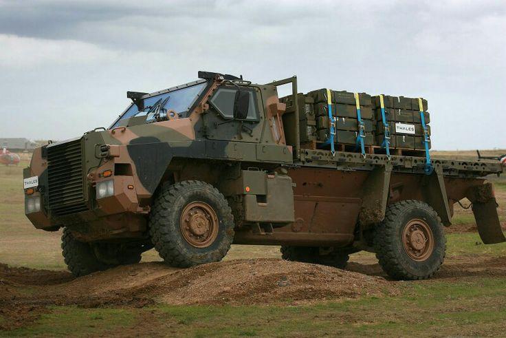 Bushmaster, truck ?