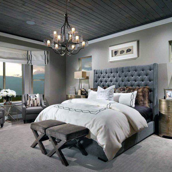 Top 60 Besten Master Bedroom Ideen Luxus Home Interior Designs Mann Stil Tattoo Home Decor Bedroom Luxurious Bedrooms Luxury Homes Interior