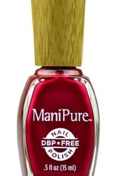 Amazon.com: ManiPure: Girls' Night Out- Non-Toxic Vegan Pregancy Safe Nail Polish - Big 3 Free: Beauty
