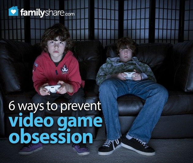 Stuck to the screen? How to prevent a video game obsession
