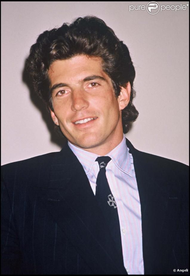 John John Kennedy, New York, 1989