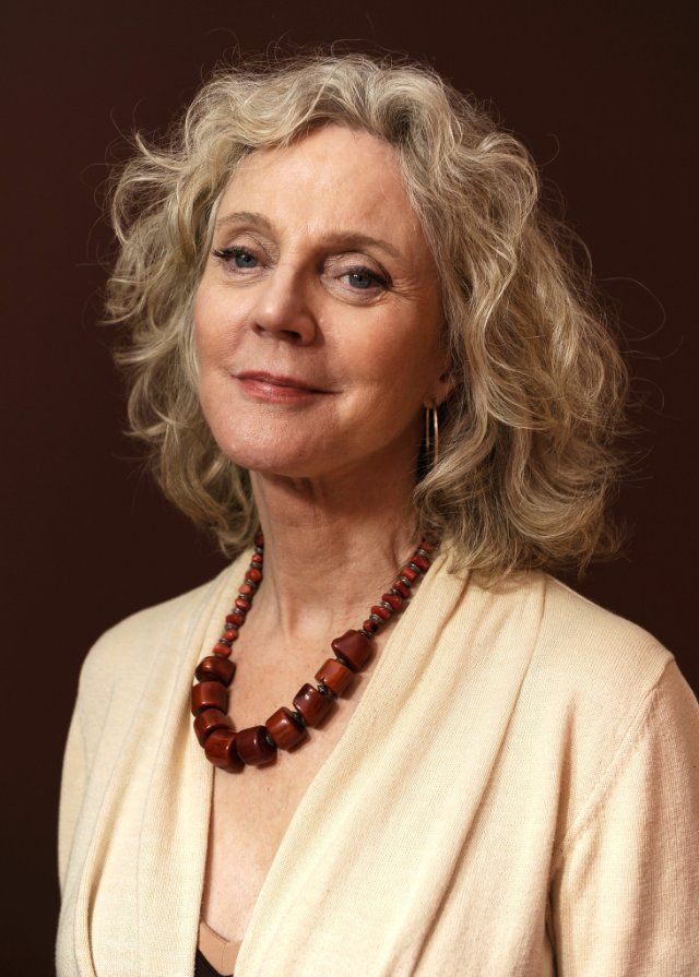 """Actress Blythe Danner is who author Elizabeth Maddrey would cast in the part of """"Mary Brown"""" in a movie version of her Christian Romance novel """"Wisdom to Know""""."""