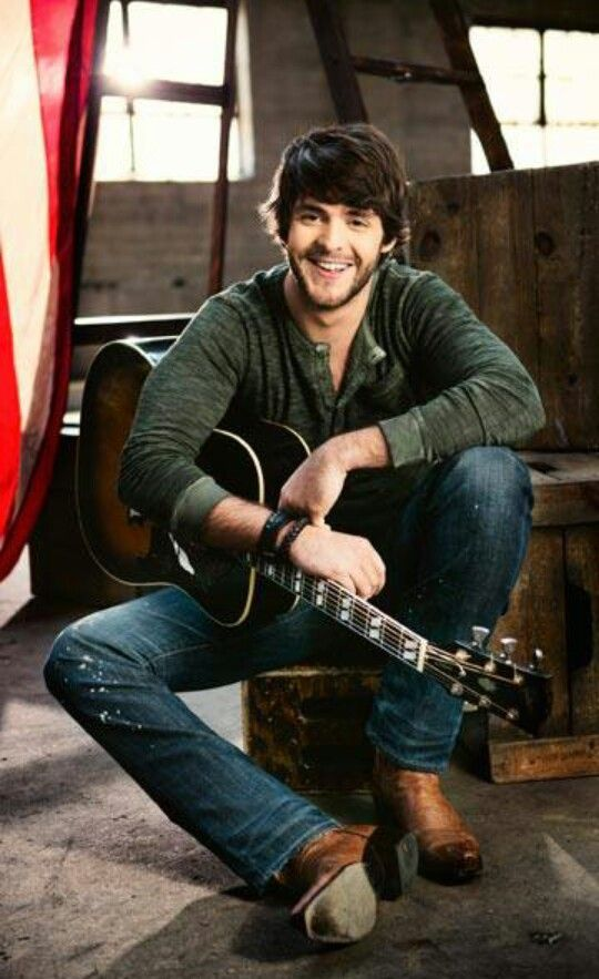 Thomas Rhett.  I love It Goes Like This!! :o) 6/26/13