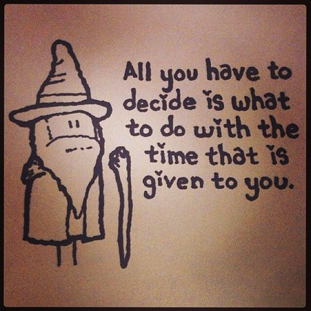 25+ Best Gandalf Quotes On Pinterest