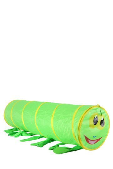 Worm Tunnel Tent