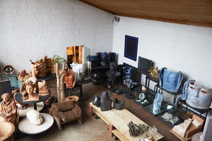 Hertha Hillfons Scandinavian interior design