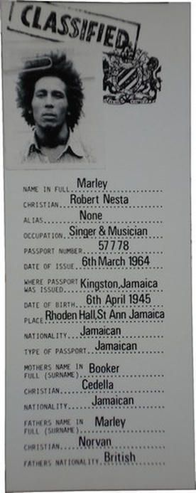 **Bob Marley** 1973. More fantastic pictures, music and videos of *Robert Nesta Marley* on: https://de.pinterest.com/ReggaeHeart/